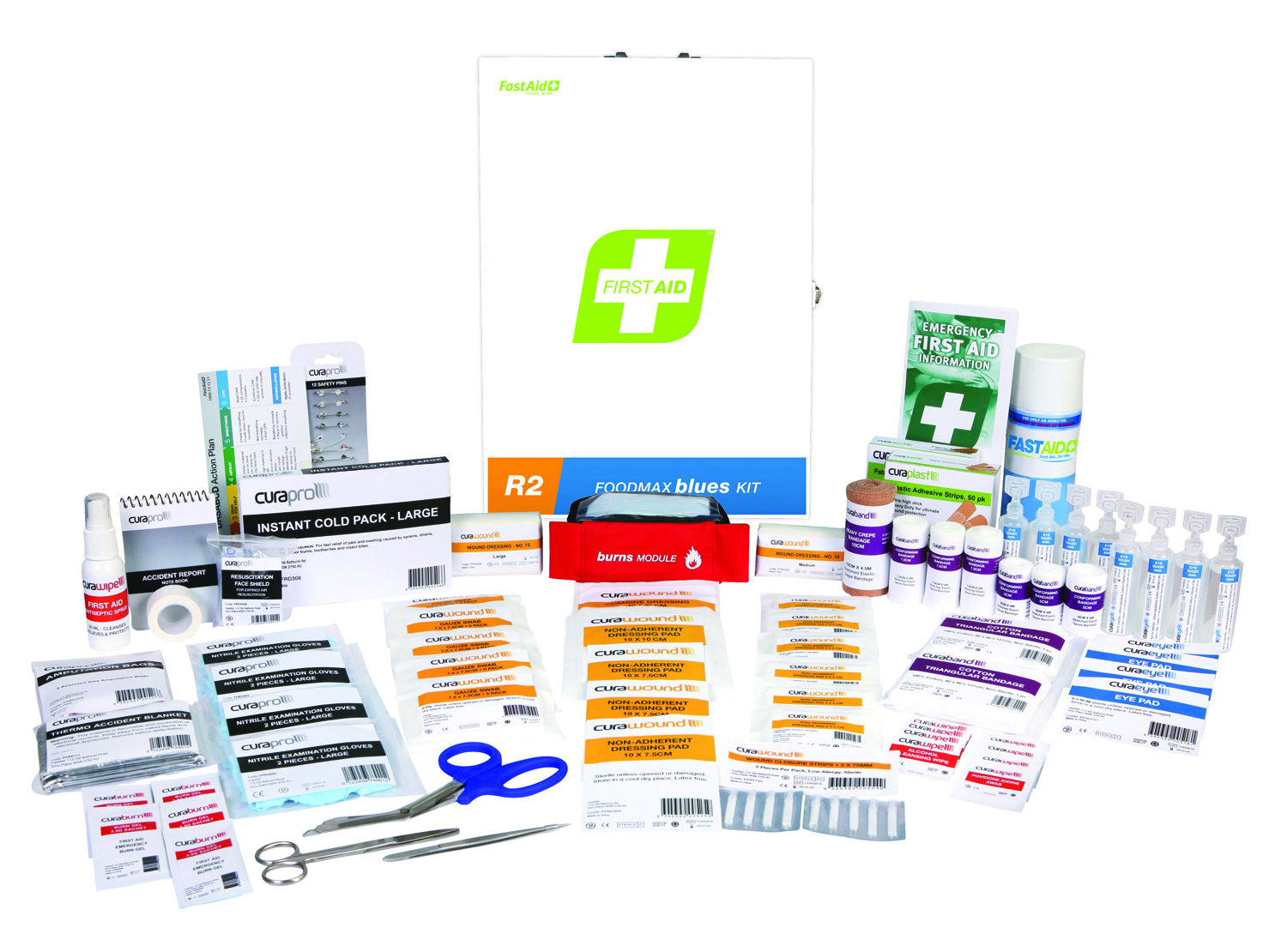 Kitchen workers portable first aid kit for First aid kits for restaurant kitchens